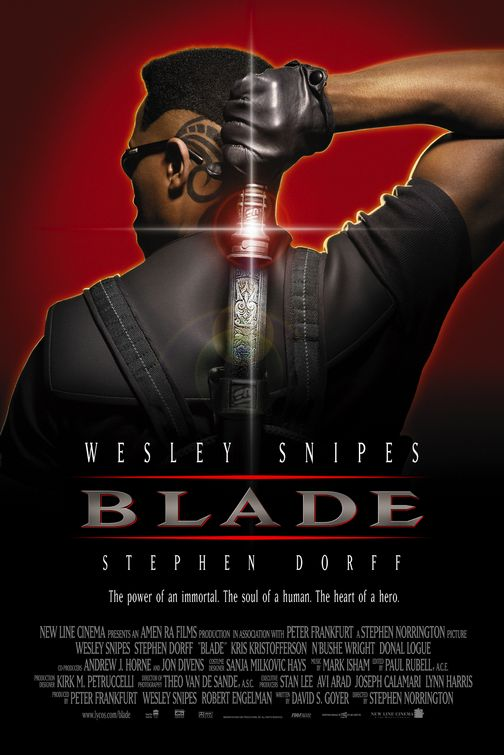 Blade 1 Trilogy นักล่าพันธุ์ 1 HD 1998