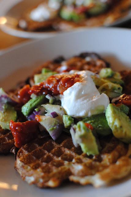 taco, texmex, våfflor, våffeldagen, mamma, middag, avokado, recept, blogg, fyllning