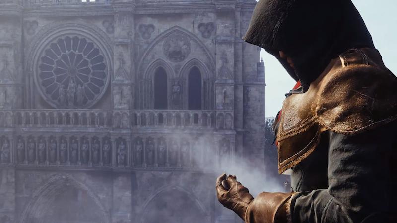 Assassin's Creed Unity Wallpaper HD