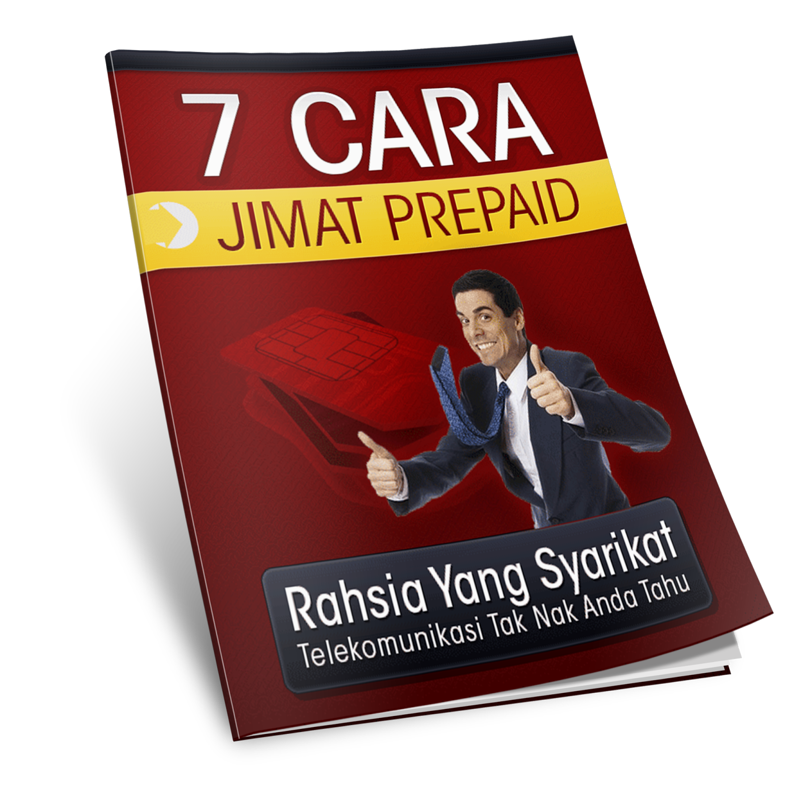 Ebook 7 Cara Jimat Top Up