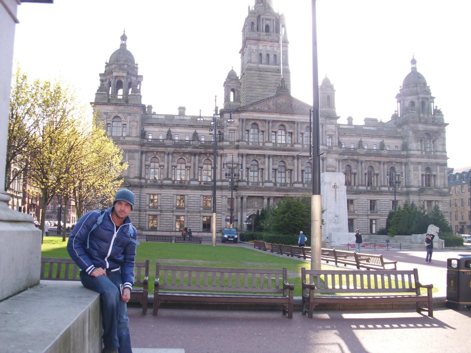 Escocia glasgow edimburgo y lago ness paperblog for Oficina de turismo de escocia