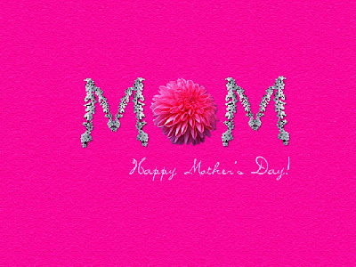 Free Download Mother's Day PowerPoint Cover Slide 5