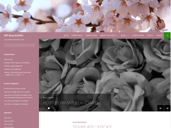 Madeini WordPress Theme