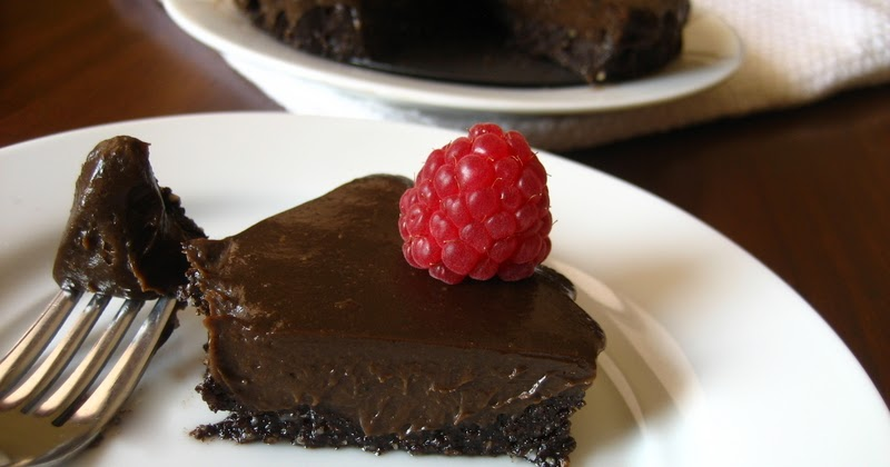 """Home Cooking In Montana: Chocolate-Avocado Mousse """"Torte ..."""