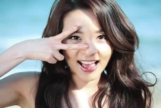 sandara park charming korean singer 02