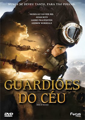 Guardiões do Céu   BDRip AVI Dual Áudio + RMVB Dublado