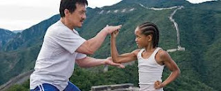 jackie teach karate kid 2013