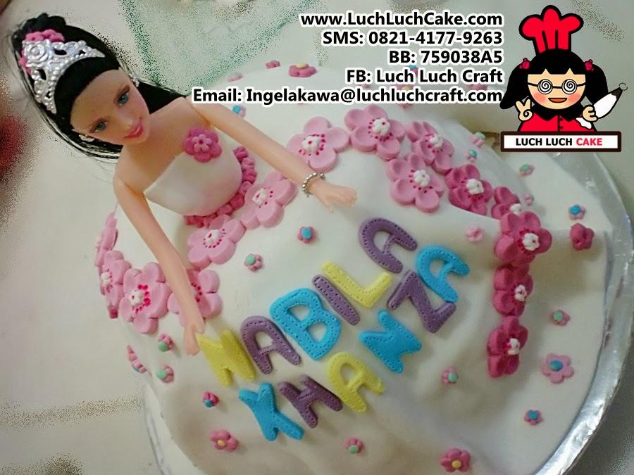 Jual Kue Barbie Cantik Daerah Surabaya Sidoarjo
