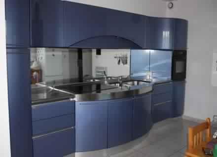 Placard cuisine moderne for Meuble usine