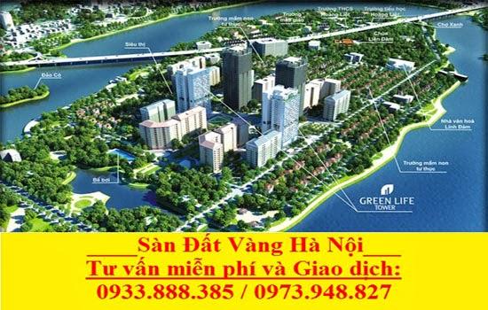 Chung cư VP5 Linh Đàm giá rẻ