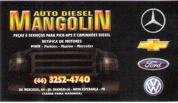 Mangolin