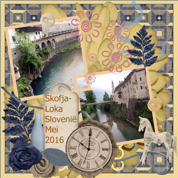 June 2016 - Skofja Loka-Slovenië -May 2016