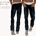 Legal Insanity - VIP collection - Limited Edition for Him - low rise jeans