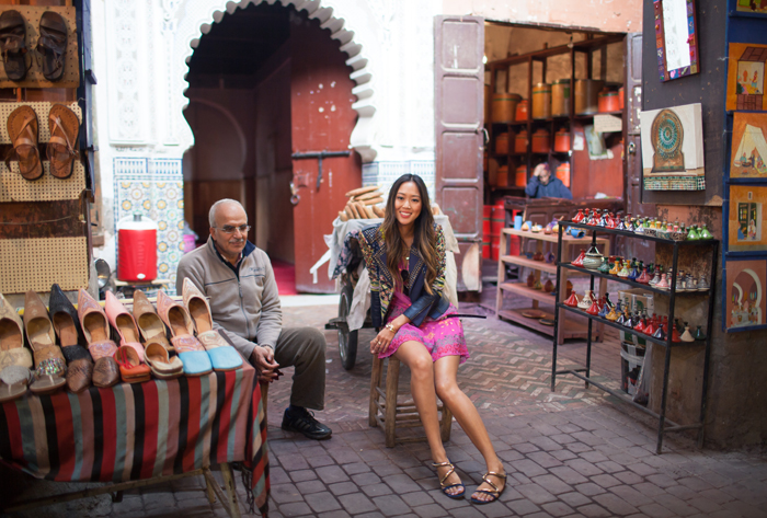 Moroccan Fashion Show