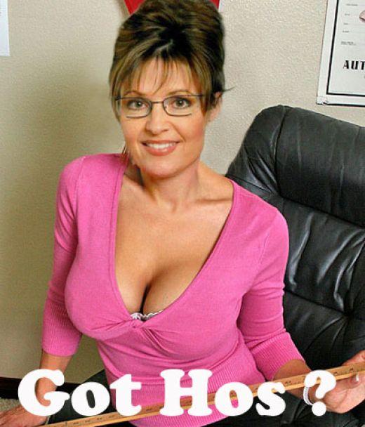 FACT CHECK : Sarah Palin 'Cheesecake' Photographs