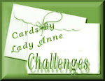 Lady Anne's Blog Challenge