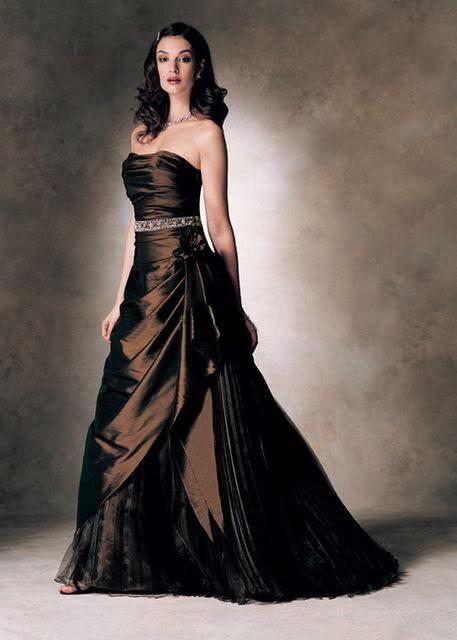 celebrity gossip brown wedding dresses With brown wedding dresses