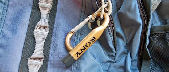Carabiner Hanging USB