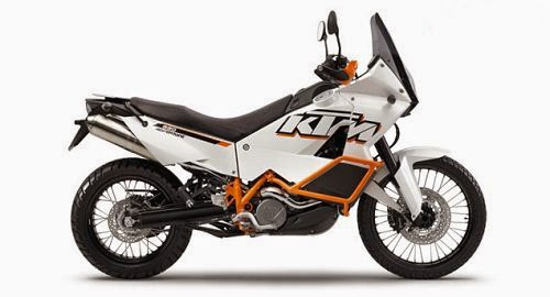 KTM Introducing 1050 Adventure Bike In India