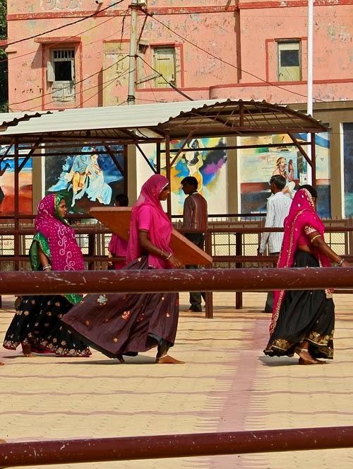 Tribal women of Gujarat