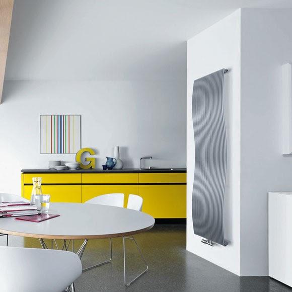 Decoraci n de la casa dise os modernos de radiadores para tu casa - Radiadores de casa ...
