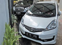 Honda Jazz B 15 VTA Hasil Korupsi Daging Sapi