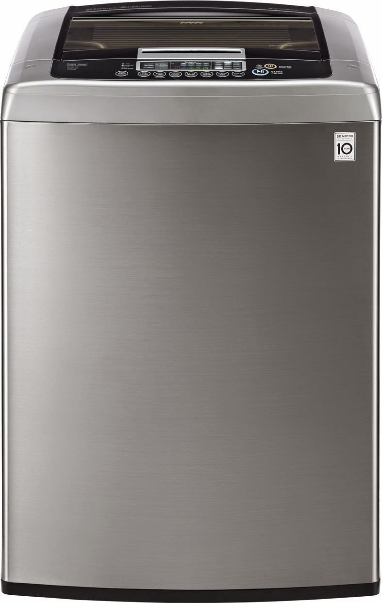 The best top load washer on the market - Energy Star Lg Wt1201cv 4 5 Cf Graphite Steel Top Load Washers