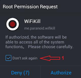 ����� WifiKill 2.3.2 Pro ���� �������� �� �������� ��� ���� ��� �� kinguser