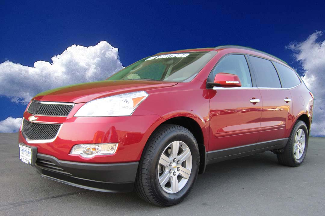 gamblin motors 2012 chevrolet traverse. Cars Review. Best American Auto & Cars Review