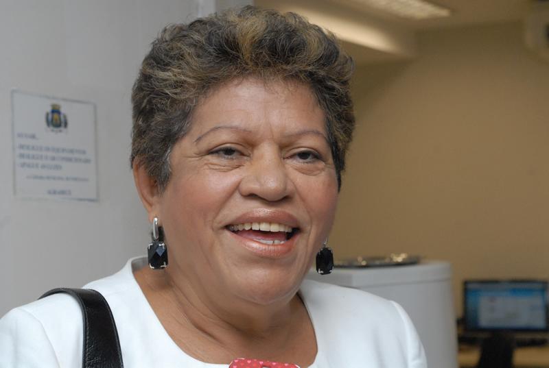 Lucimar Vieira Martins, mais conhecida como Bá Vereadora e Líder comunitária - Lucimar%2BVieira%2BMartins,%2BB%25C3%25A1