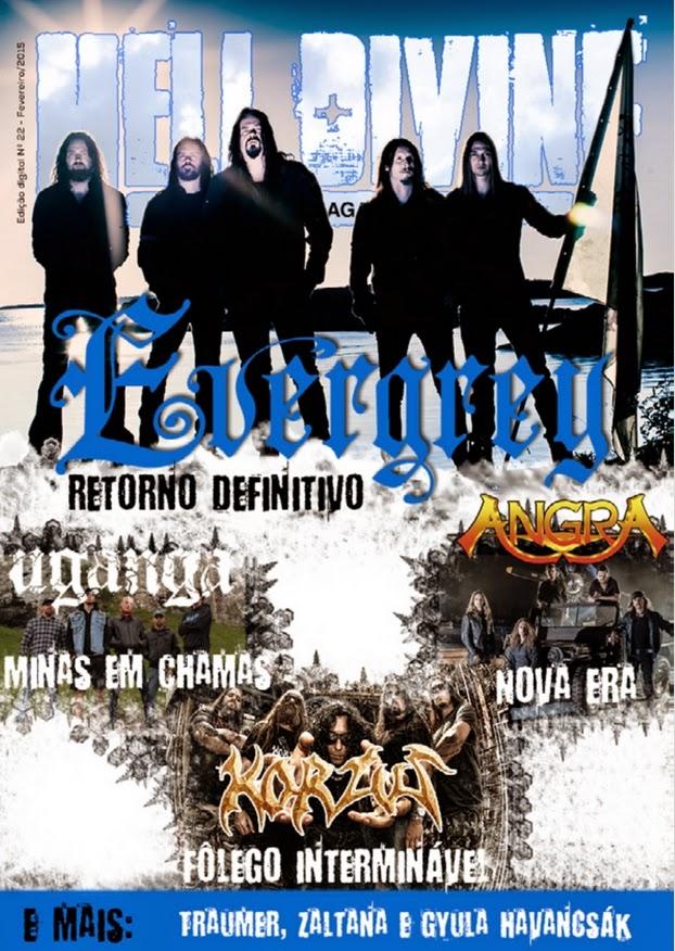 Hell Divine - edição atual