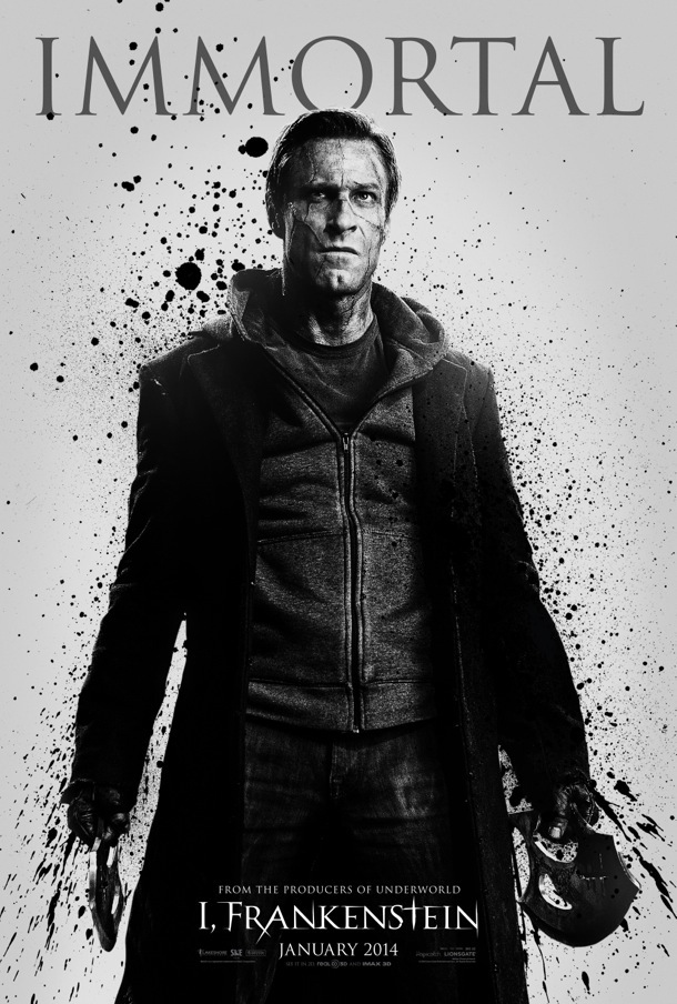 I, Frankenstein Movie Film 2014 - Sinopsis