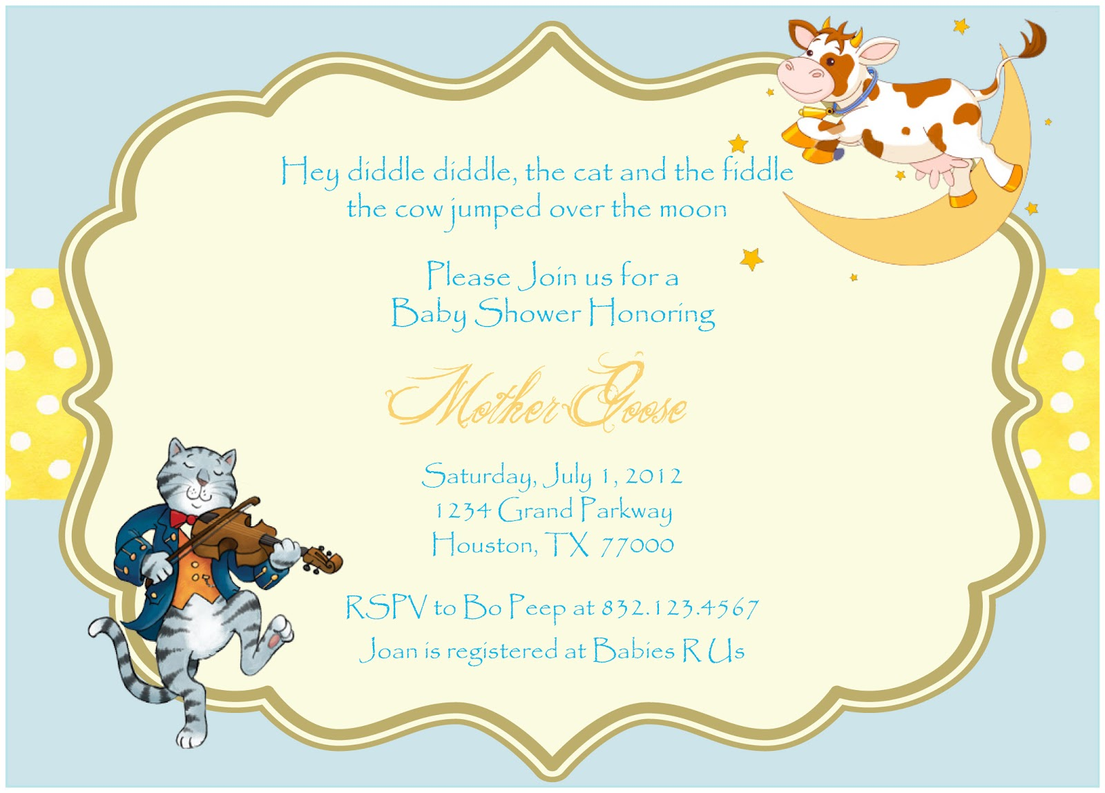 3 monkeys and more nursery rhyme baby shower invitations nursery rhyme baby shower invitations filmwisefo
