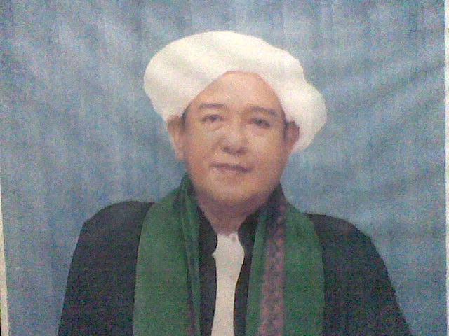 Al-Arif Billah K.H Zaini Bin Abdul Ghani Sekumpul Martapura