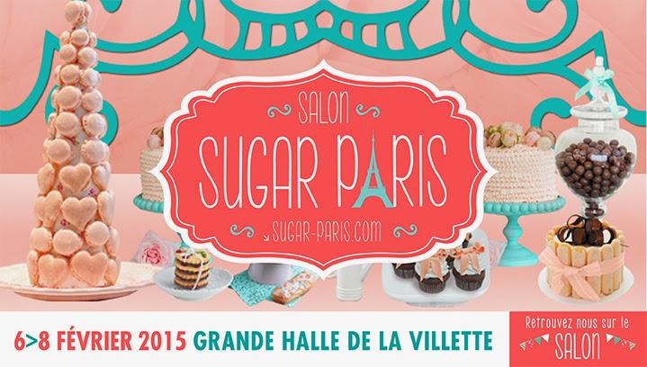 Les p tisseries d 39 lodie v nement concours salon sugar - Entree gratuite salon agriculture 2015 ...