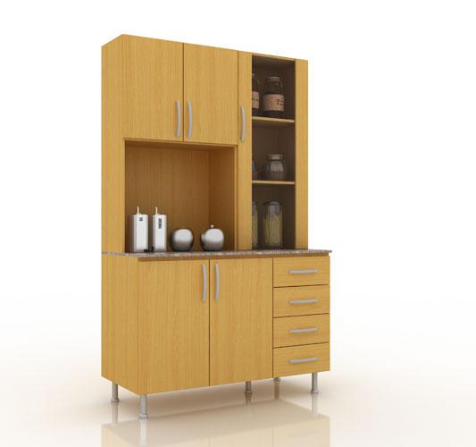 Mueble de cocina kit triplo tylo - Mueble cocina kit ...