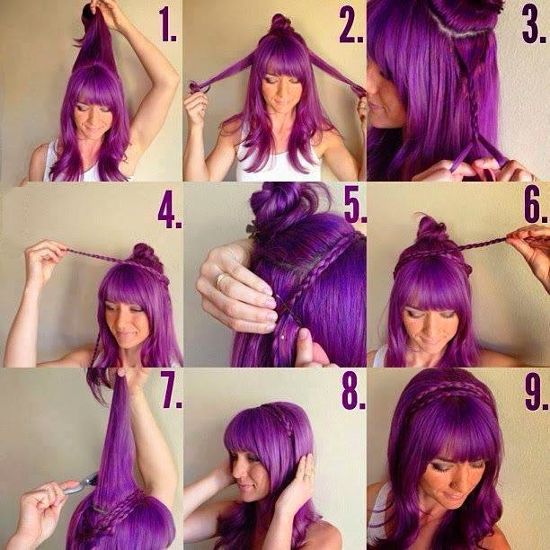 Ladies Hair Styles Tutorial...