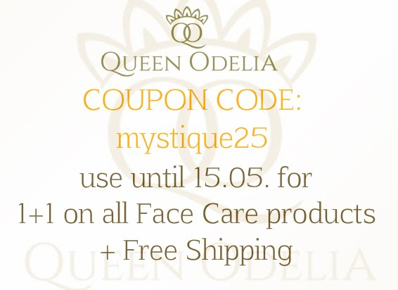 Queen Odelia Coupon Code