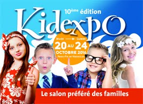 Kid Expo, du 20 au 24 octobre 2016