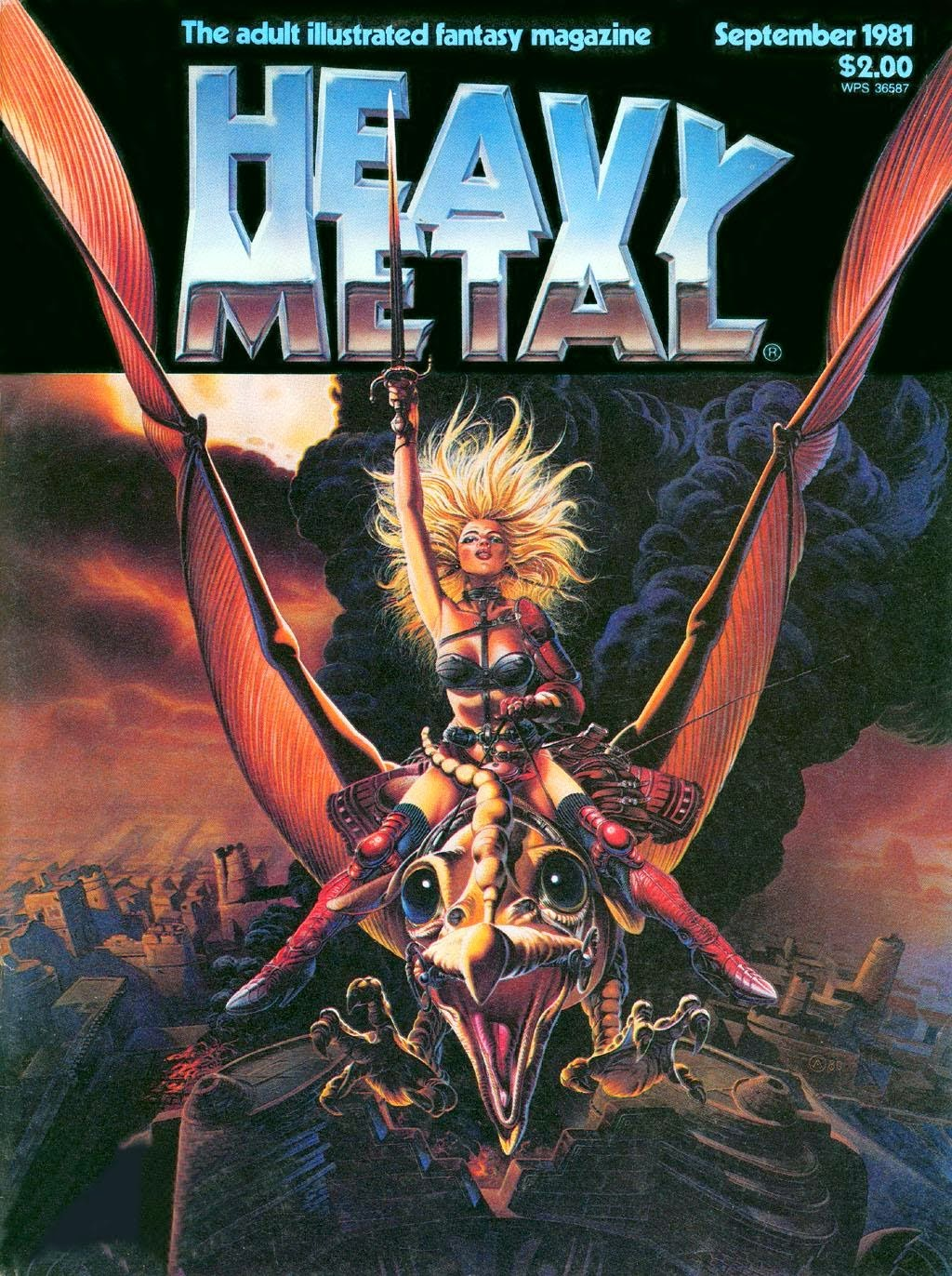 Heavy metal pic nudity cartoon movies