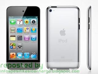 Harga Apple iPod Touch 4G Gadget Terbaru 2012