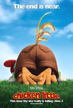 Chú Gà Siêu Quậy - Chicken Little 2005 (2012) Poster