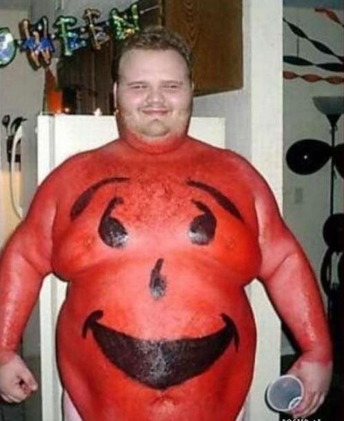 Funny Fat People: Feeling pity