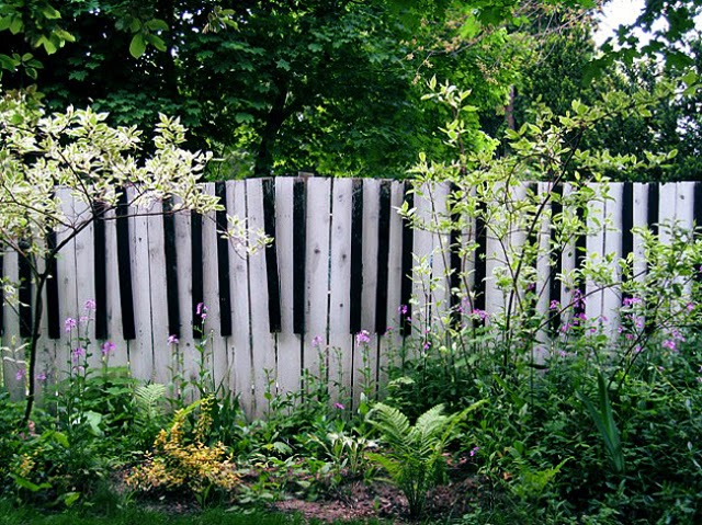 15 Unique Garden Fencing Ideas Wood Picket Fence Panels Decorative Wooden Fences