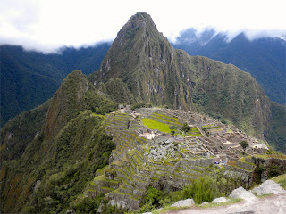 Machu Picchu - A True Wonder!