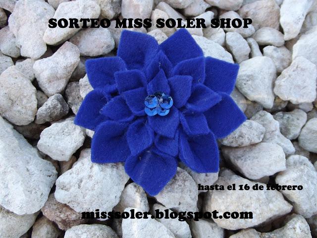 SORTEO Miss soler