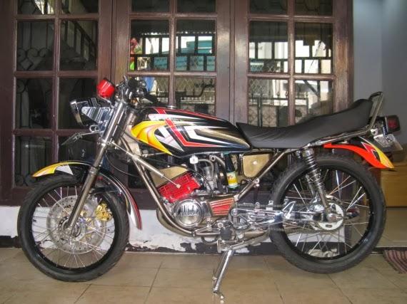 Modif Motor Rx King Keren