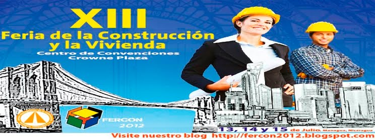 FERCON 2012- XIII Feria de la Construcción y la Vivienda