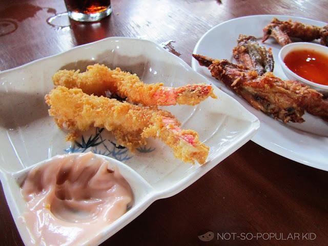 Shrimp Tempura of Greenoz Pizzaria