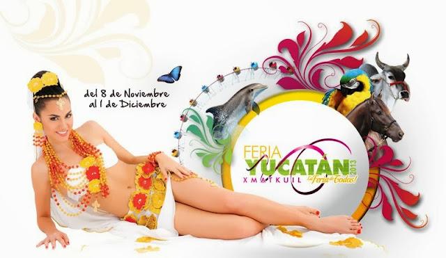 Feria Yucatán Xmatkuil 2013